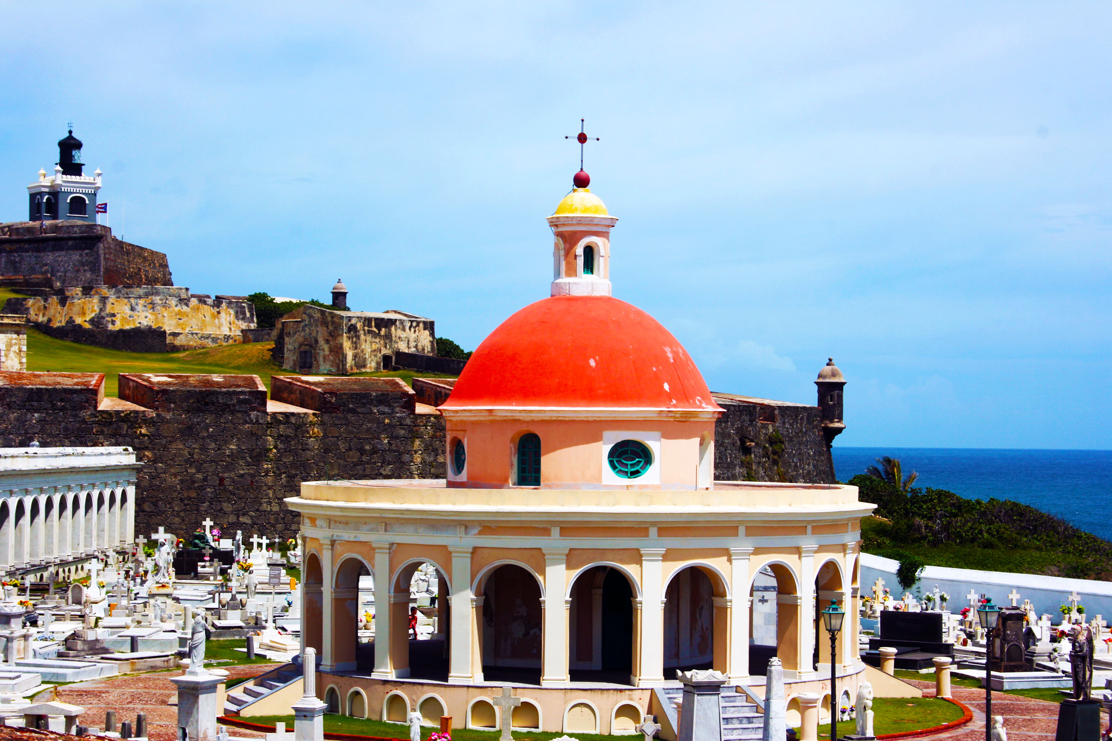 Discover the best Puerto Rico has to offer! ...Sunset Puerto Rico Tours: Old San Juan