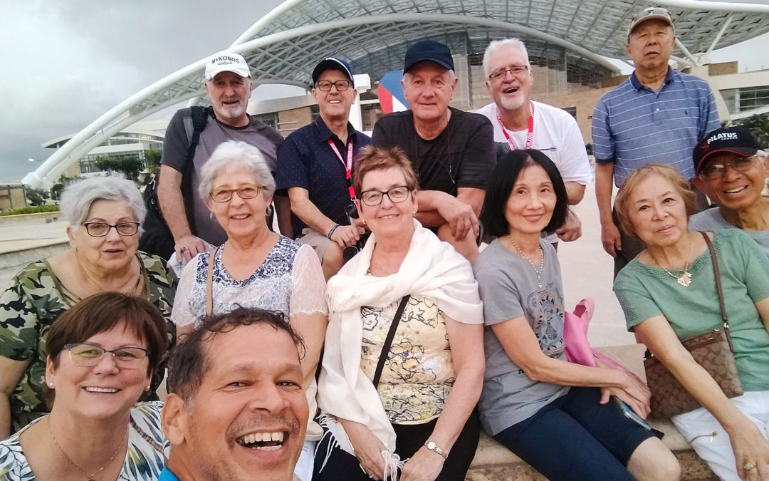 Groups Visiting Puerto Rico from New Jersey and Ontario Canada